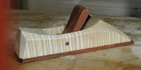 Plane Making Classes Custom Wood Body Hand Planes Woodworking